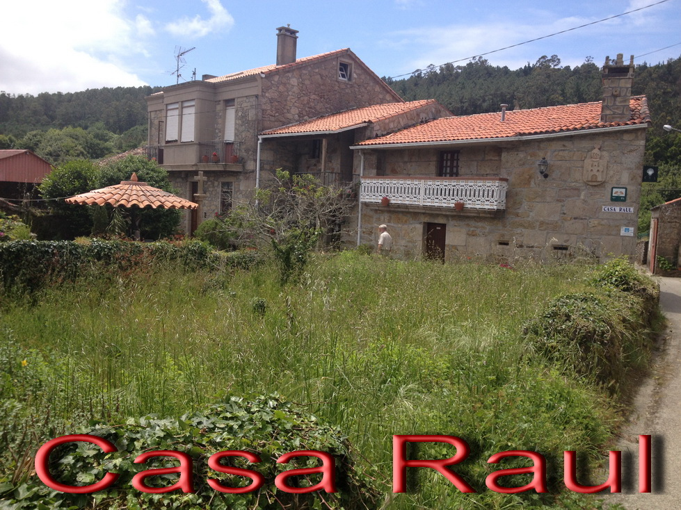 Copy of SEPT 14 Casa Raul where we stayed in a tiny village