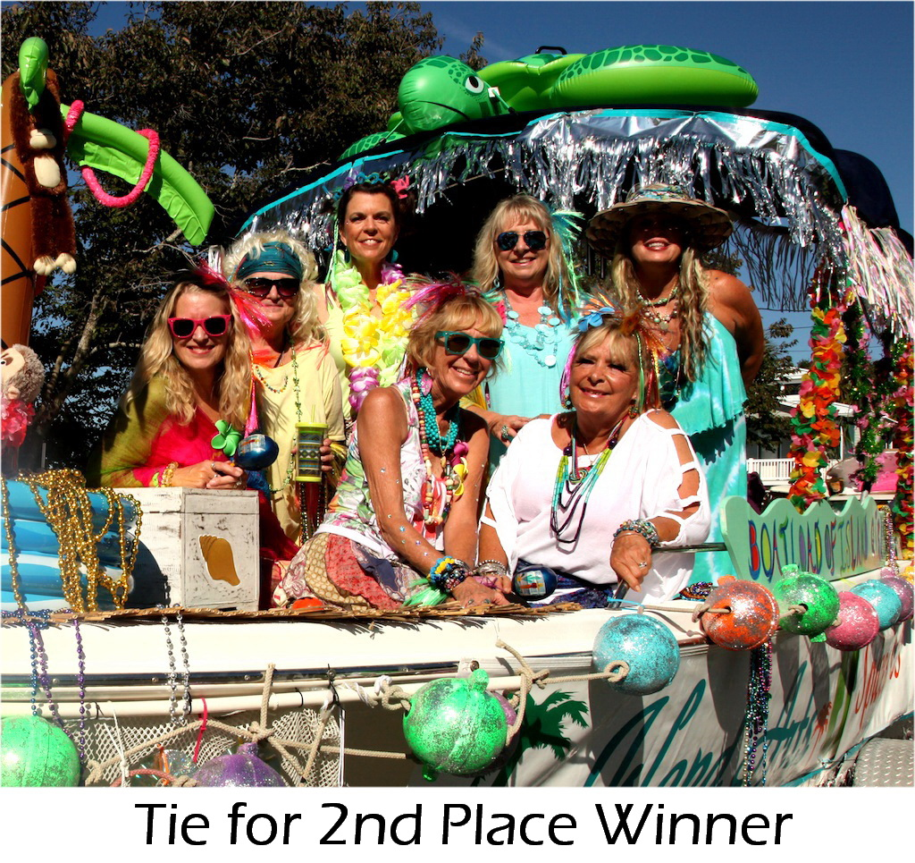 2nd Place Tie-Island Arts Gallery Spice Grls-xe