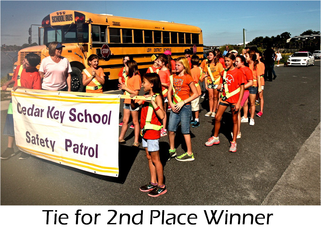 2nd Place Tie - CKS Safety Patrol-xe