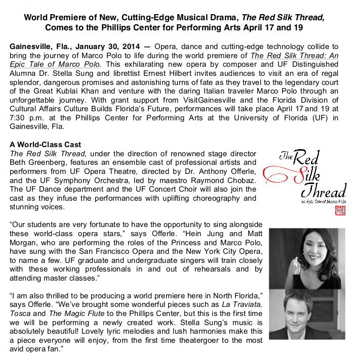 The Red Silk Thread Press Release-01