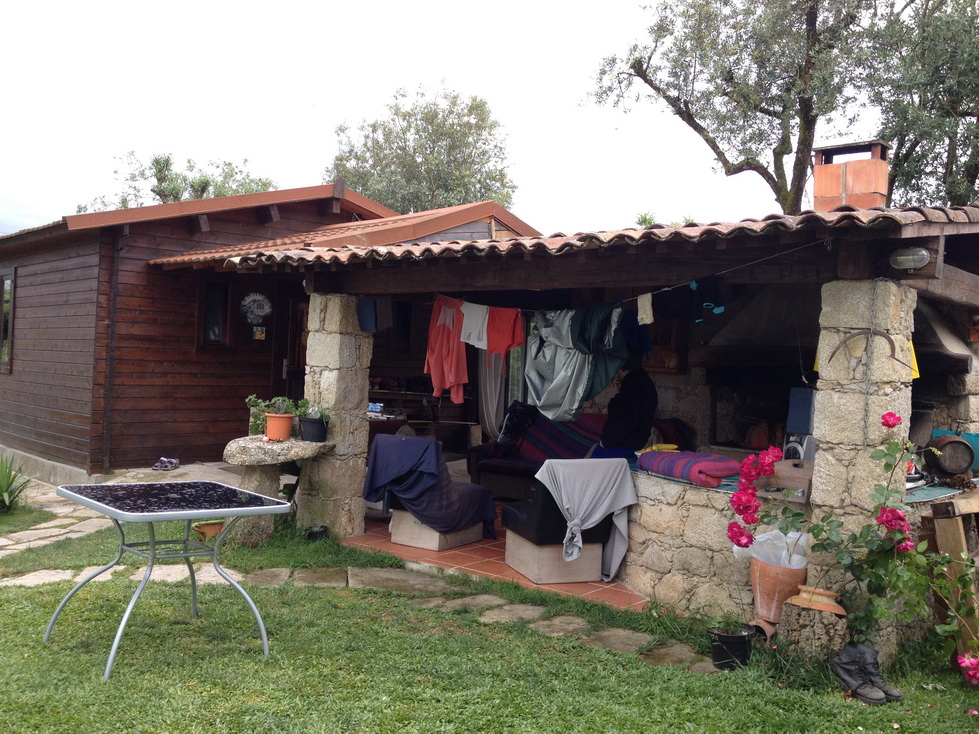 SEPT 14 Casa Fernanda outdoor living room and bunk house