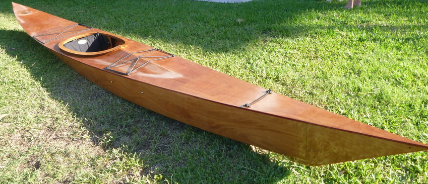 NOV 4 Handmade Kayak