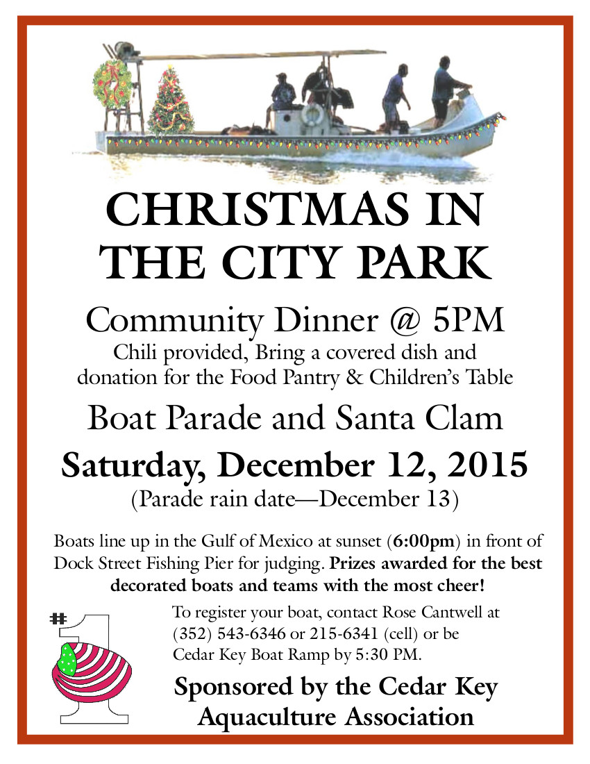 Boat Parade Dec 2015 Flyer