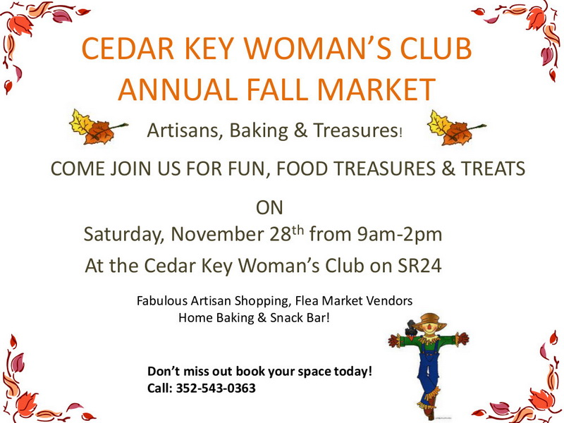 NOV 10 CKWC FALL MARKET 2014