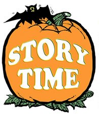 OCT 11 LIB PIC halloween storytime