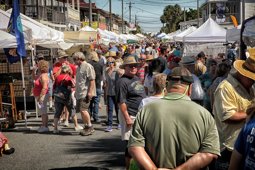 SEP 30 RORY 2014 Seafood Festival Arts and Crafts