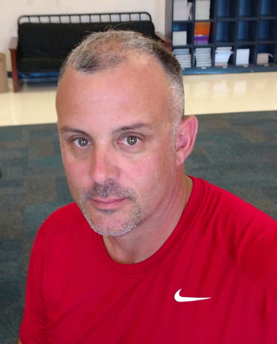 AUG 9 CKS Coach John Miller PE Teacher Boys Basketball Coach