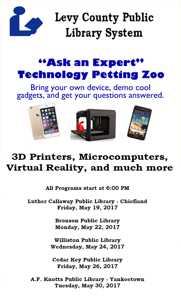 MAY 17 LEVY LIBRARIES techzoo